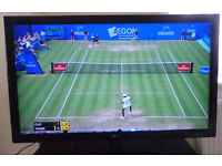 TV LG 47'' Inch Full HD 1080p LED smart TV 47-inch Freeview HD (Boxed) immaculate condition