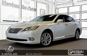 2012 Lexus ES 350 TOIT + CUIR + BLUETOOTH