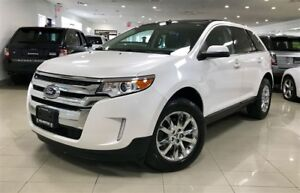 2011 Ford Edge LIMITED|1 OWNER|NO ACCIDENT|NAVI|CAMERA|PANOROOF