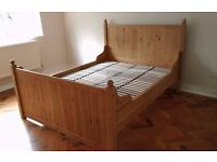 Bed (Bed Frame and Bed base)