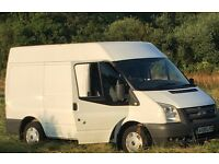 Ford transit 280 85psi
