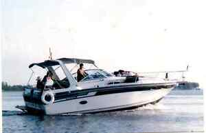 CRUISER BOAT FOR SALE - PERFECT CONDITION Cornwall Ontario image 3