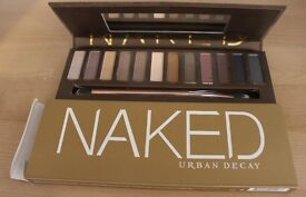 Naked 1, 2, 3 Naked Palette Professional MakeUp Eye Shadow