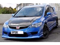 2008 Civic Type R JDM FD2 Mugen Body Immaculate condition
