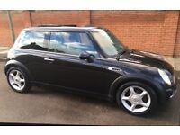 AUTOMATIC MINI COOPER EXCEPTIONALLY LOW MILEAGE PANORAMIC ELECTRIC ROOF LEATHER TRIM AUTO MINI