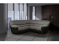 BRAND NEW ROMA SOFA COLLECTION**3+2 SETS**CORNER SOFAS**ARM CHAIRS**FOOT STOOLS
