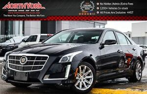 2014 Cadillac CTS Luxury AWD|Bluetooth|SatRadio|Htd/VntdFrontSea
