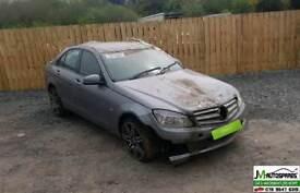 2010 Mercedes c200 c220 cdi PARTS ***BREAKING ONLY SPARES JM AUTOSPARES