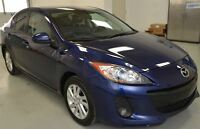 2012 Mazda MAZDA3 BLUE TOOTH, LOCAL, NO ACCIDENTS, LEATHER