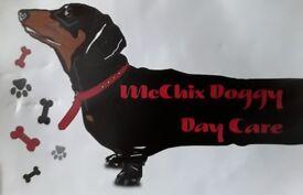 McChix Doggy Day Care