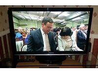 "Panasonic Viera LCD TV - Full HD TX-L37G10B 37"" 1080p LCD Television with Freesat / Freeview"