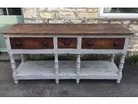 Stunning old Sideboard (free local delivery)