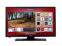 "Hitachi 32"" SMART LED Full HD(1080p) TV With USB, Remote and HD-Freeview"