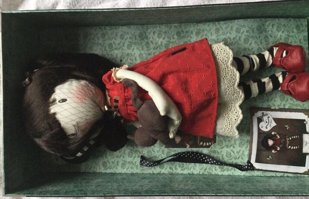 Gorjuss Ruby Doll