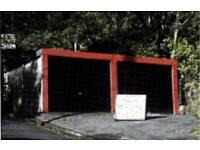 £25pw. Garage/ lockup to rent