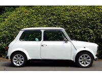 Classic Mini Car Advantage 1987 Fully Customised Lamborghini White