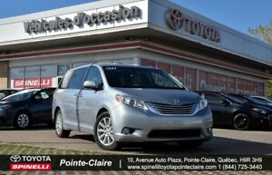 2014 Toyota Sienna XLE FWD MAGS ROOF LEATHER+GPS