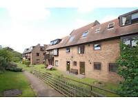 Studio flat in Emden House, Barton Lane, Headington
