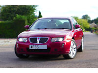 ROVER 75 2.0 CDTi Connoisseur 2005 Low Mileage One previous owner