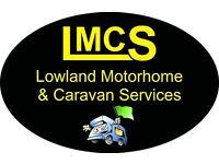 Motorhome and Caravan MCEA Engineer.