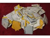Approx 150 Small Used Jiffy Bags