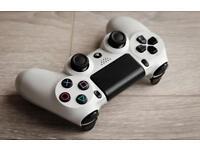 WHITE PS4 PAD CONTROLLER DUALSHOCK