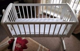 Mothercare Baby Crib (white)