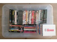 DVD Collection. Looked after, unused for years.