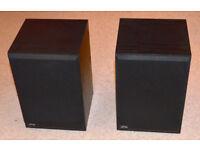 Pair of JPW Mini Monitor 70 Watt Speakers