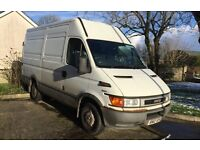 2004 Iveco Daily Van One owner from new