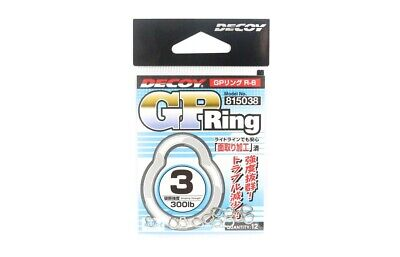 Ten Mouth Welded Solid Ring EX D.XRYEX Size 5 0844