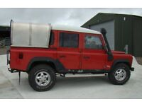 Land Rover Defender 110 - 2001 Y reg in excellent condition