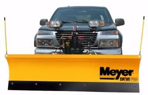 Brand New Meyer Snowplows - Meyer Drive Pro Snow Plow!