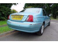 Rover 75 2.0 CDTI SE AUTOMATIC - BMW Diesel Chain driven