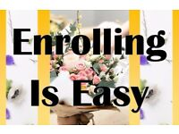 Floristry Classes starting in October from 4th. Workshops from 7th October