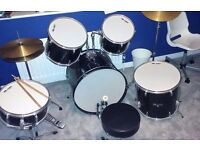 Blast Drum kit set - sticks, seat, everything you need- perfect for new learner Bargain