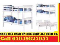 Splitable Wooden Bunk Base into 2 Single Bases is available IAYS