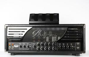 Amplificateur de guitare à lampes Bugera XL333 Infinium 120watts, 3-channel avec Footswitch original (A062580)