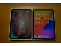 iPad Pro (11-inch) Wi-Fi + Cellular (unlocked) - 256GB Space Gray