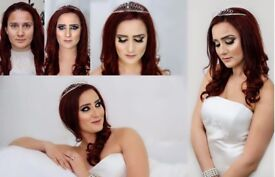 Professional Makeup Artist & Hair Stylist | Bridal | Party | Engagement | Mehndi | Rukhsati | Walima