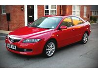 Mazda 6 Sport, 2.3 Petrol, Stunning example with only 1 owner !