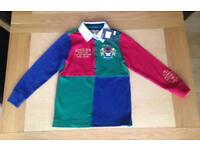 Joules New With Tags Age 5-6 Rugby Shirt