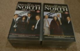 """"""" Our Friends in the North"""" Sets 1964-1974 & 1979-1995"""