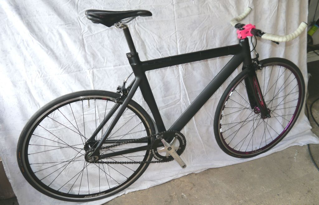Leader 725 Single Speed And Fixed Gear Bike 54cm Medium Plus