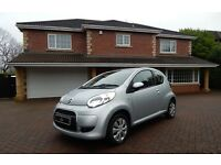 Citroen C1 VTR PLUS (grey) 2010