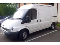 MAN & VAN. PRICES FROM £15.00/SINGLE ITEM. CHEAP REMOVALS. ABERDEEN & ABERDEENSHIRE