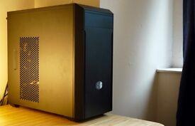 GAMING PC: INTEL Sandy Bridge i3-2100/GeForce GTX660/500GB HDD/8GB RAM in CoolerMaster Case and 650W