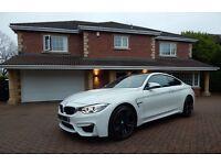 BMW M4 (white) 2015