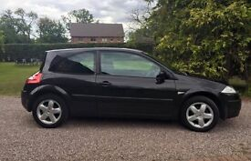 Renault Megane sports edition 1.4 l - Recently serviced