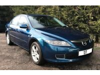 Diesel Mazda 6 for sale, MOT, service history, drives very good.